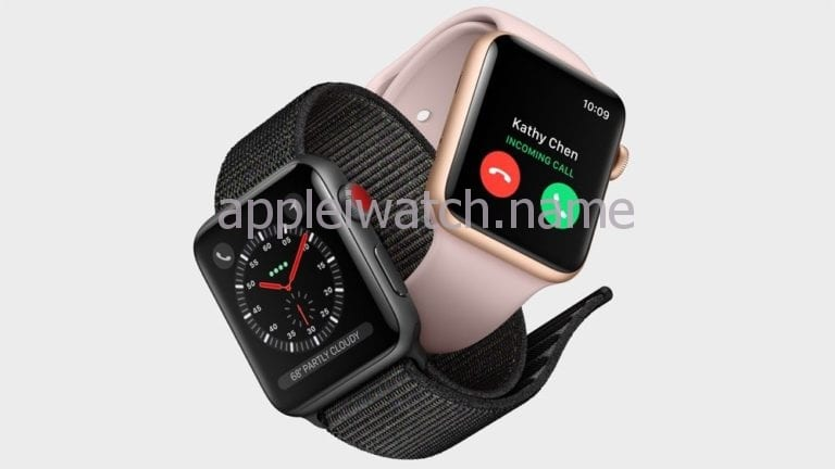 Отличие apple watch series 2 и 3
