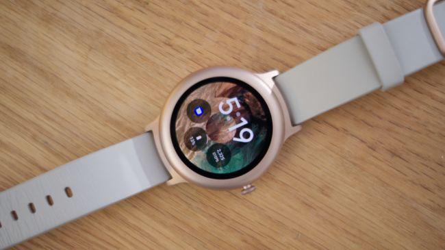 Новый вид часов iWatch 4