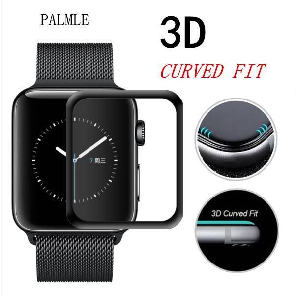 Нужно ли защитное стекло на Apple Watch?