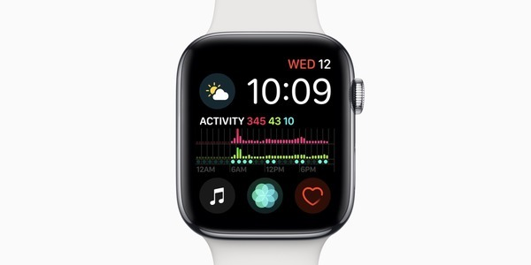 Time Display on Apple Watch