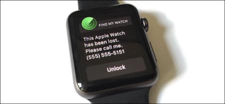 Что делать если потерял или украли Apple Watch?