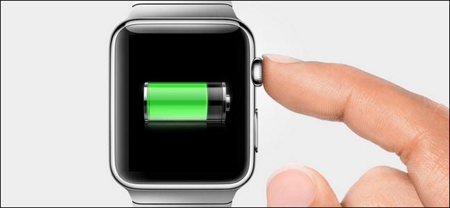 Почему Apple Watch быстро разряжается