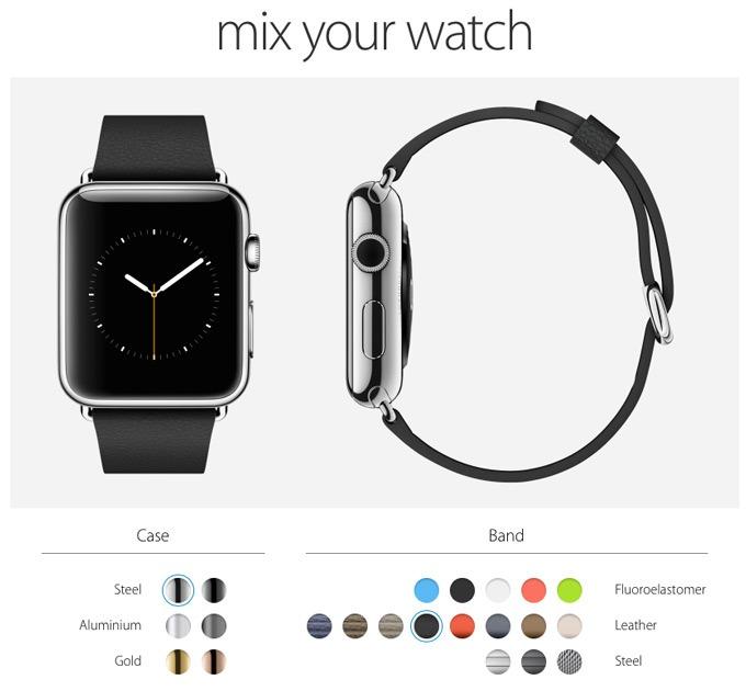 Какой цвет Apple Watch лучше выбрать?