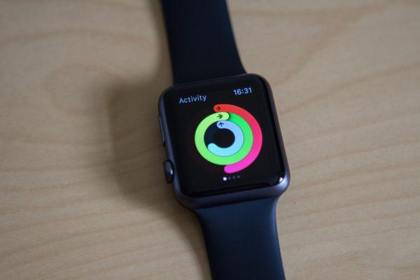 Что такое активность с разминкой в Apple Watch?