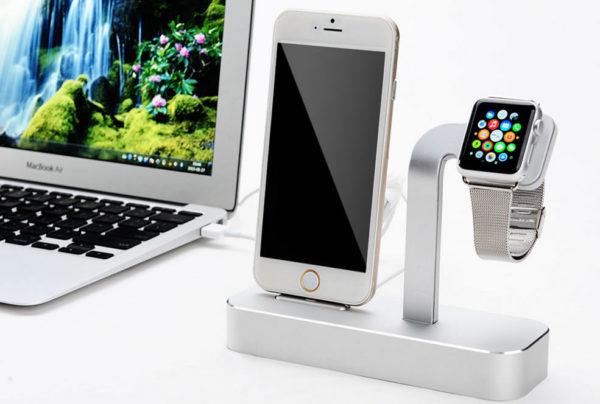 Док-станция для часов Apple Watch