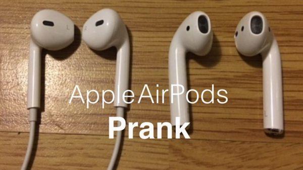 EarPods и AirPods