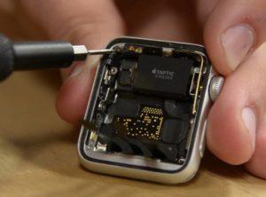 Замена экрана Apple Watch