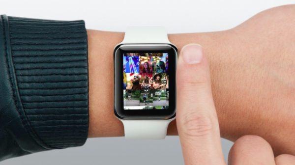 Почему на Apple Watch передаются обрезанные фотографии?