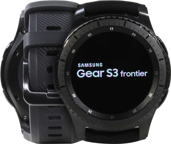 Умные смарт-часы Samsung Gear S3