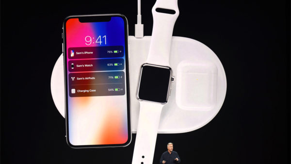 Станция AirPower для зарядки Apple Airpods 2
