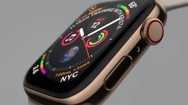 Перезагрузка Apple Watch