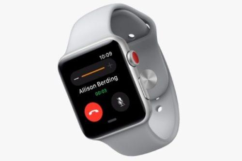 Когда будут работать Apple Watch Series 3 с LTE модулем в России?