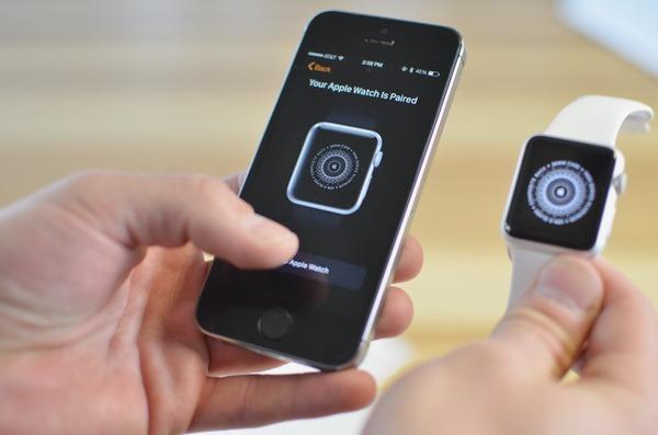 Как подключить Apple Watch с iPhone без Bluetooth?