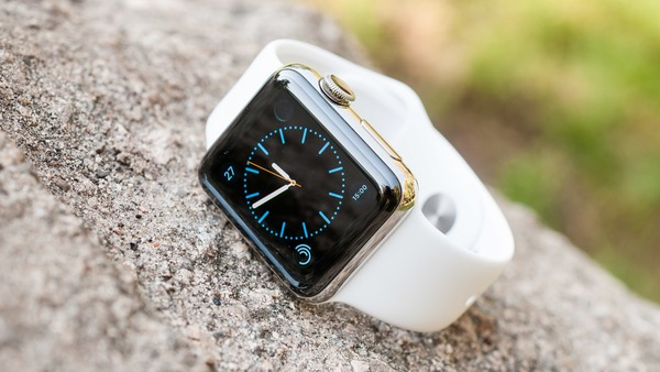 Рабочий экран Apple Watch