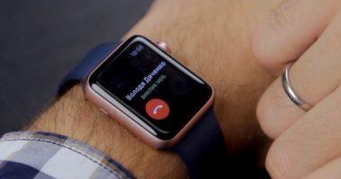Почему не удается позвонить с Apple Watch?