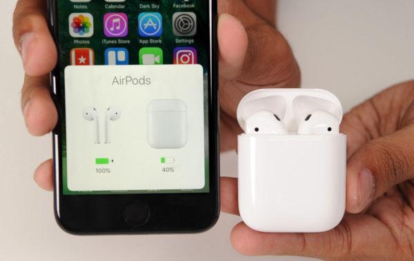 Как подключить наушники AirPods к Android