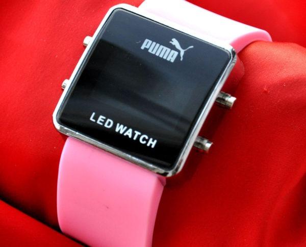 Светодиодные часы Puma Led Watch