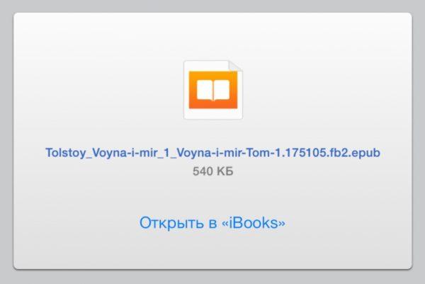 Как скачать книгу в iBooks на смартфоне из сети