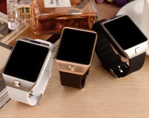 Цветовой ассортимент Smart Watch DZ09