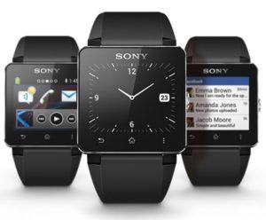 Sony Smart Watch 2 поколения