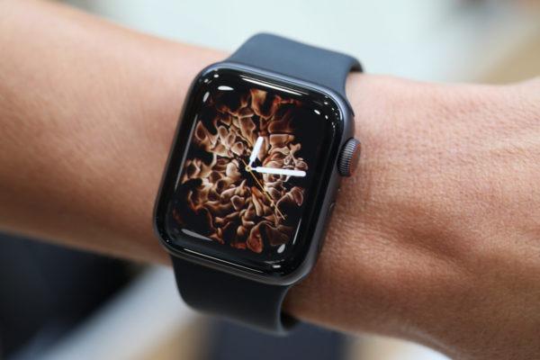 Дизайн Apple Watch Series 4