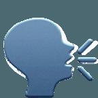 Значение смайлика Emoji «Человек чихает»