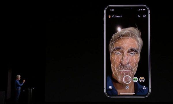 Защита для смартфонов Face ID
