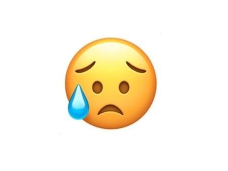 Значение смайлика Emoji «Капелька»