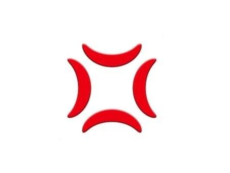 Значение смайлика Emoji «Красный знак»