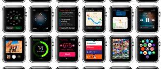 Приложения для Apple Watch