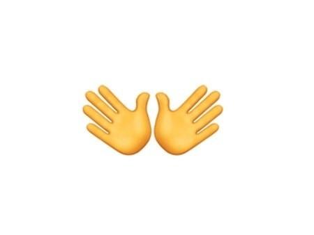 Значение смайлика Emoji «Руки танцора»
