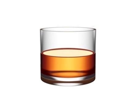 Значение смайлика Emoji «Стакан с напитком»