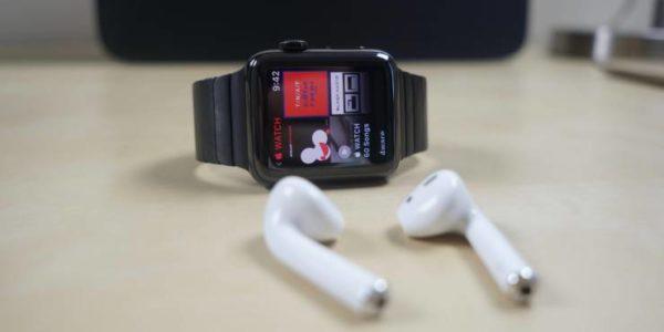 Apple Music в iWatch