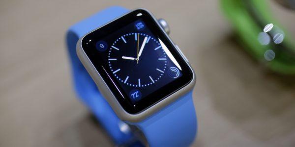 Умные часы от компании Apple