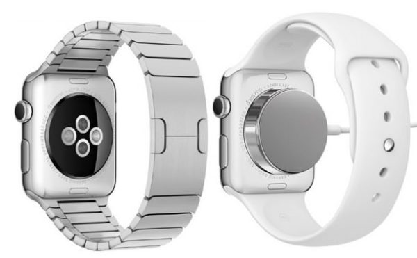 Сенсорный датчик в Apple Watch