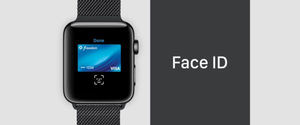 Face ID в iWatch
