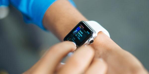 Глюкометр в Apple Watch