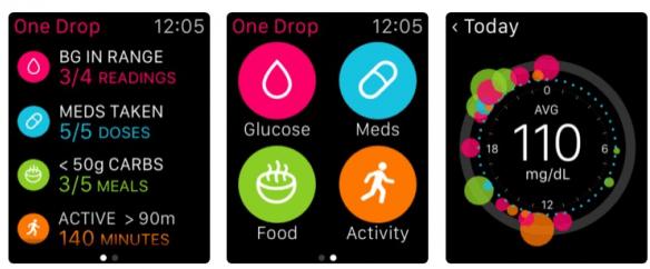 Нативное приложение OneDrop