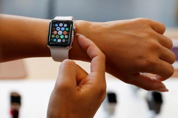 Аллергия от Apple Watch и Fitbit