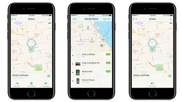 Finder app