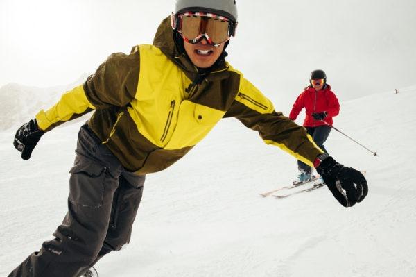 Приложение для лыжников и сноубордистов