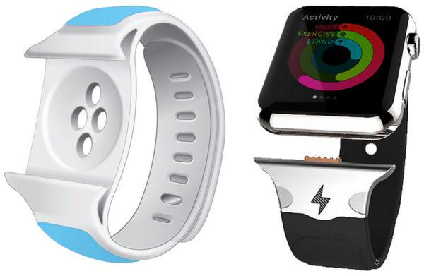 Подсоединение Reserve Strap к Apple Watch