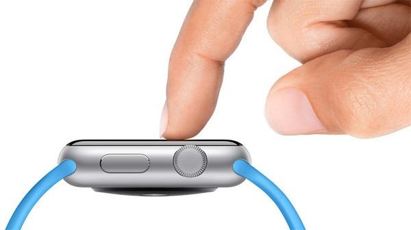 Тактильная обратная связь на Apple Watch