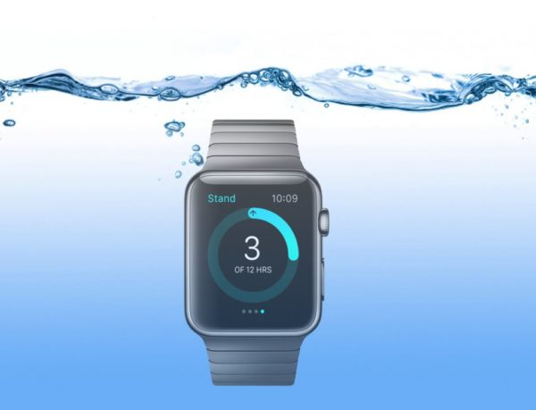 Можно ли плавать в iWatch 1