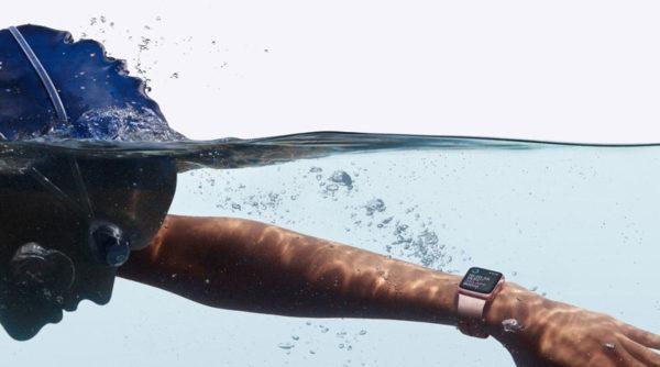 Можно ли плавать в iWatch 2 и 3