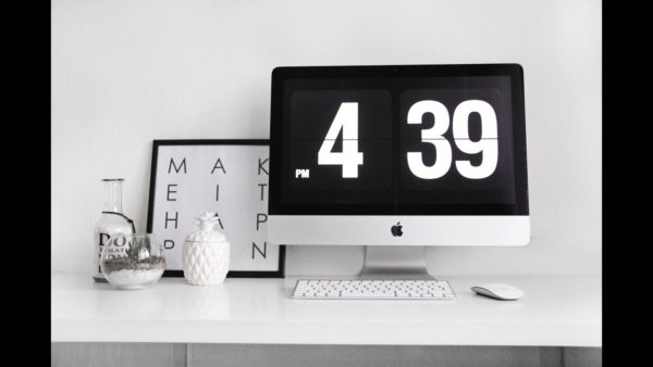 Заставка для Mac OS X