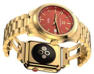 Золотые часы Pinnacle