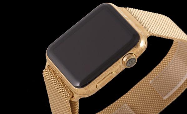 Apple Watch Caviar