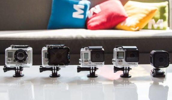Модели GoPro
