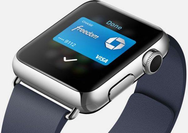 Платежи в Apple Watch